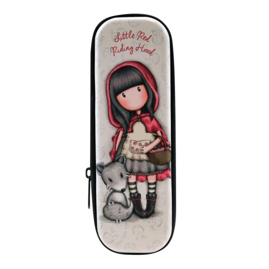 Little Red Riding Hood Zipped Tin