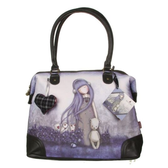 Dear Alice Large Handbag