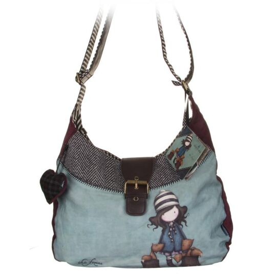 The Foxes Slouchy Bag
