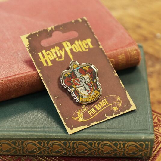 Gryffindor Enamel Pin Badge
