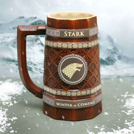 House Stark Collectable Stein
