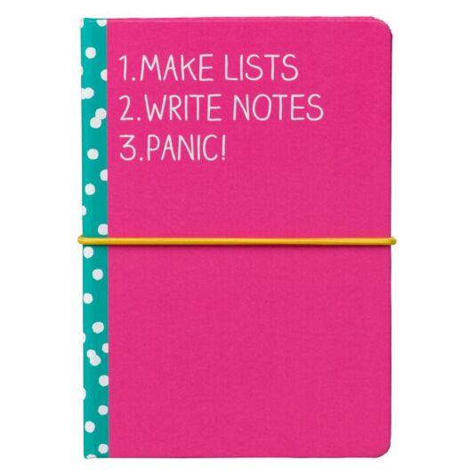 Make Lists Write Notes Jotter and Sticky Notes Set