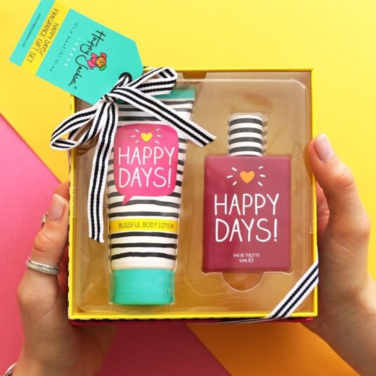 'Happy Days!' Fragrance Gift Set