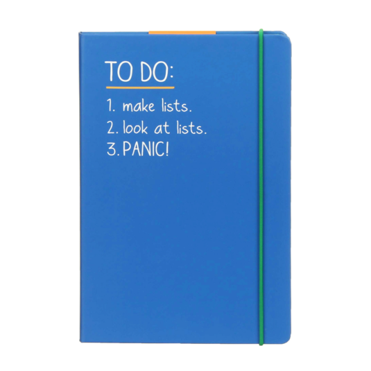 To Do A5 Notebook