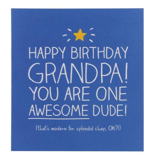 Heartfelt Birthday Wishes for your Grandpa