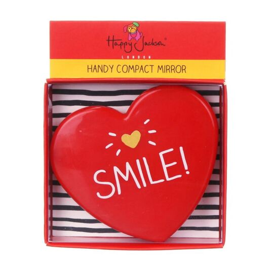 Smile Handy Compact Mirror