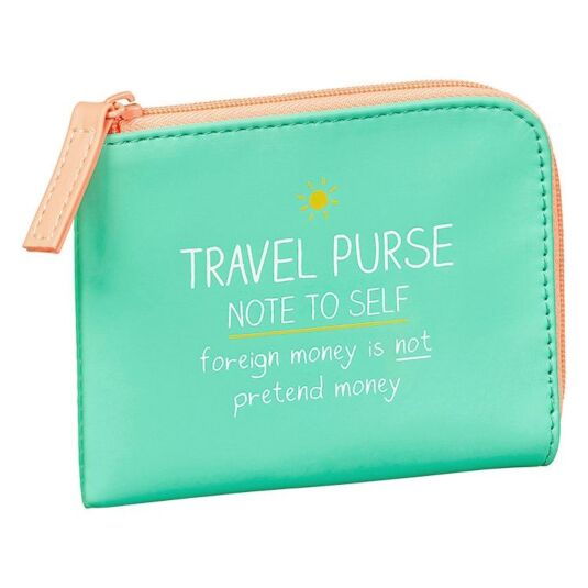 Note To Self Travel Purse