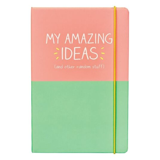 My Amazing Ideas A5 Notebook