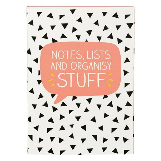 Organisy Stuff Sticky Notes Set