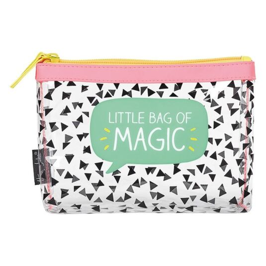 Little Bag of Magic Makeup Bag