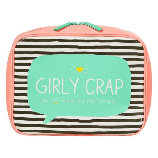 Girly Crap Travel Bag
