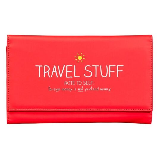 Travel Stuff Document Holder