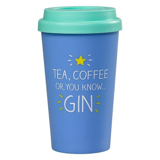 Tea, Coffee, GIN Travel Mug
