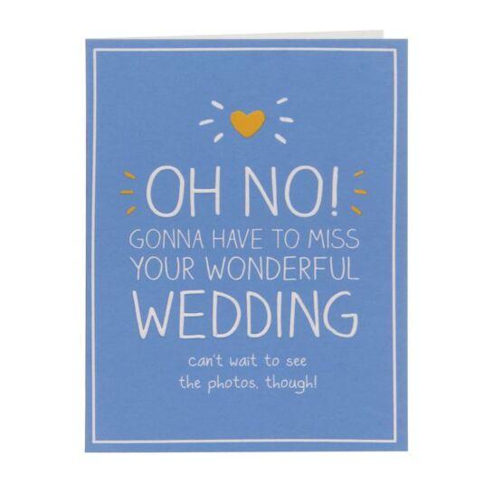 happy jackson wedding regret small card temptation gifts