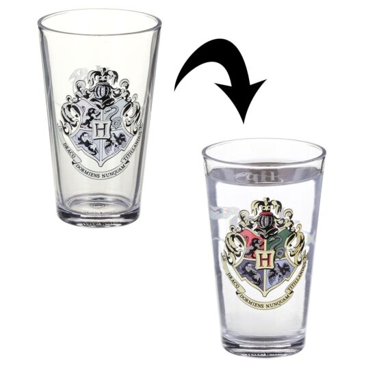 Hogwarts Cold Change Glass