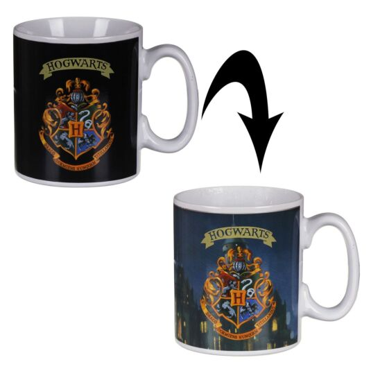 Hogwarts Heat Change Mug