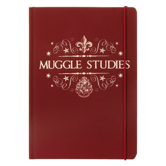 Muggle Studies A5 Notebook