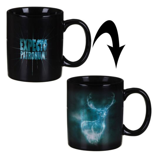 Expecto Patronum Heat Change Mug