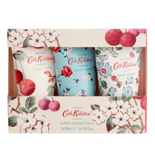 Mini Cherry Sprig Set of 3 Hand Creams