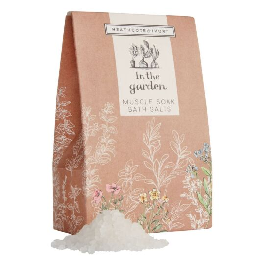 In The Garden Muscle Soak Bath Salts