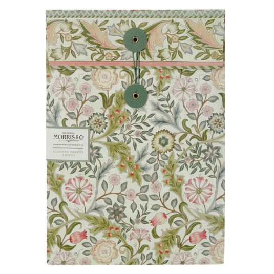 Jasmine and Green Tea Scented Drawer Liners