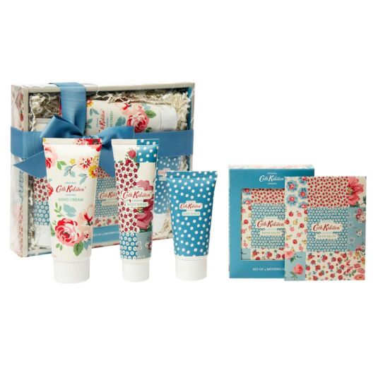 Cottage Patchwork Pamper Hamper
