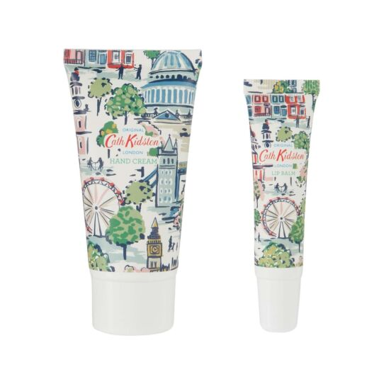 London View Hand & Lip Tin