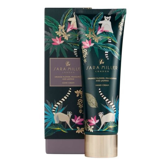 Tahiti Orange Flower, Frangipani & Jasmine 150ml Hand Cream