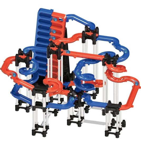 118 Piece Electromatic Marble Run Game