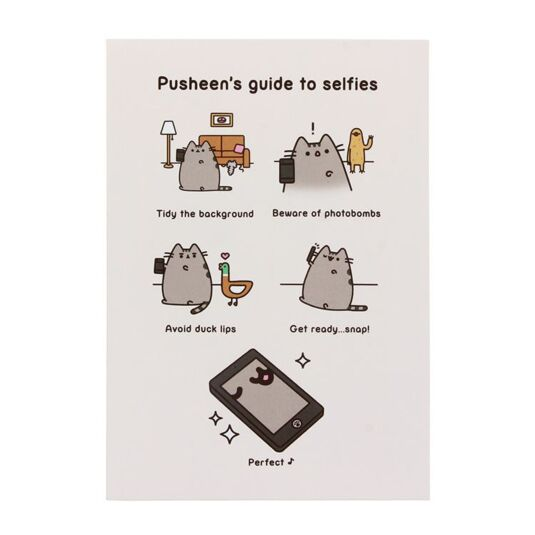 Guide To Selfies Card
