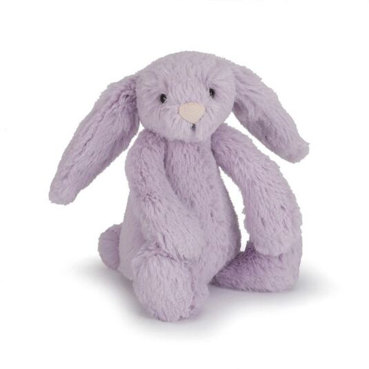 Medium Bashful Hyacinth Bunny