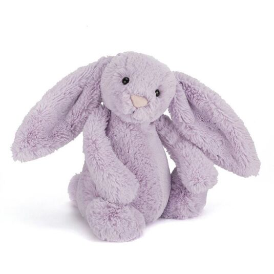 Small Bashful Hyacinth Bunny