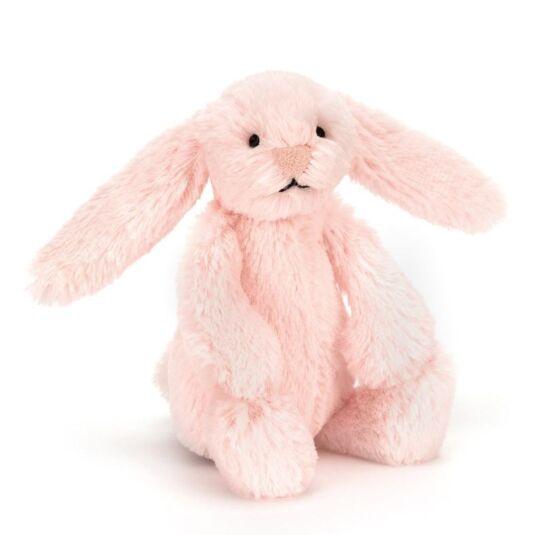 Baby Bashful Pink Bunny
