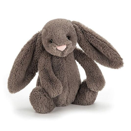 Medium Truffle Bashful Bunny