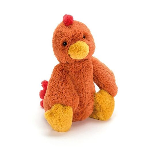 Small Bashful Rooster