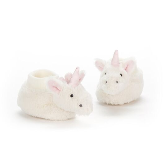Bashful Unicorn Booties