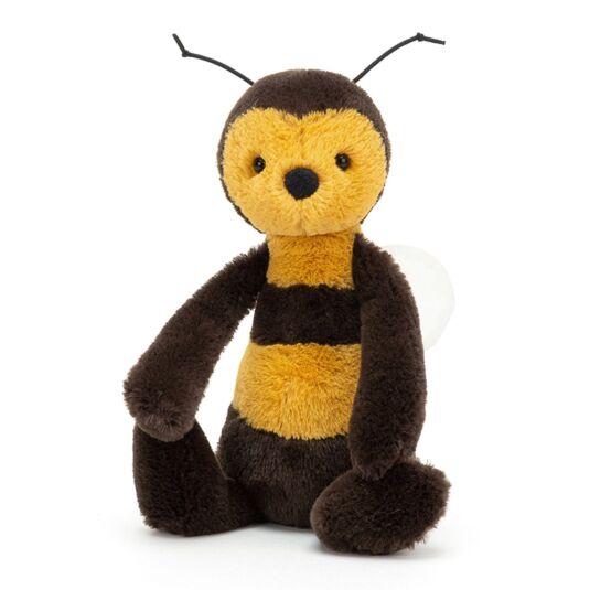 Bashful Small Bee