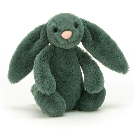 Small Bashful Forest Bunny