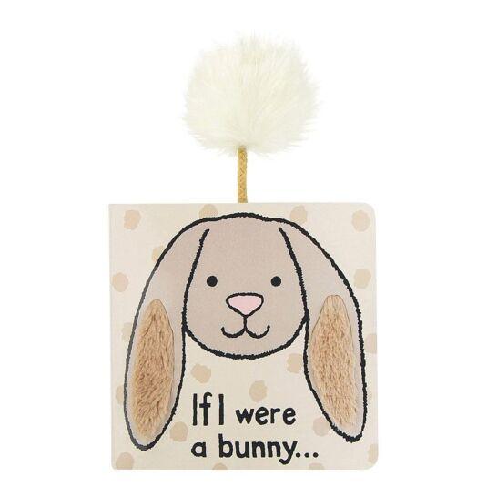 If I Were A Bunny Hardback Book