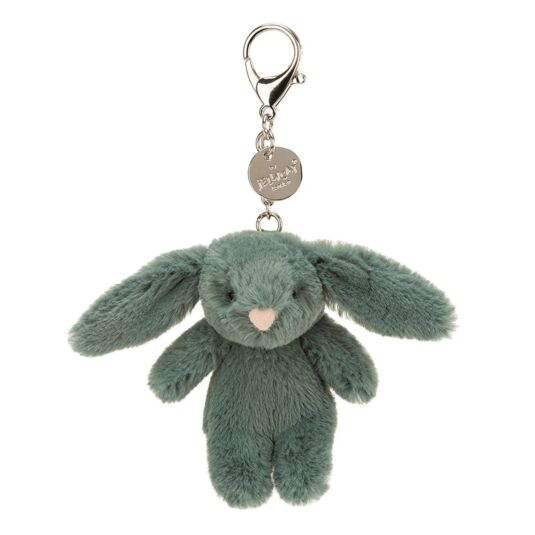 Bashful Bunny Forest Bag Charm