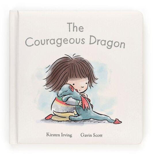 The Courageous Dragon Hardback Book