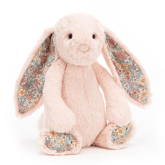 Medium Blossom Blush Bunny
