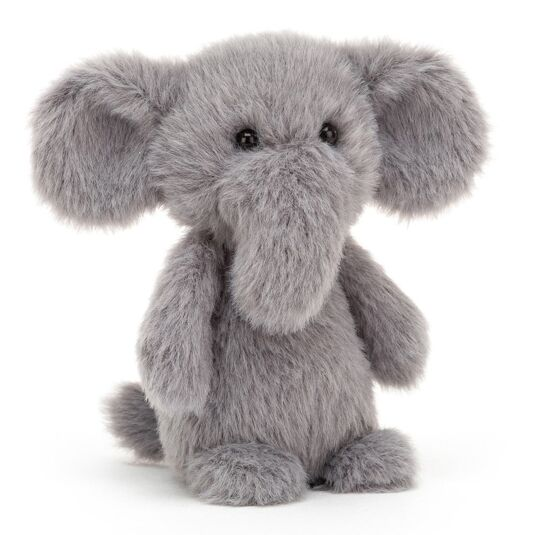 Tiny Fluffy Elephant