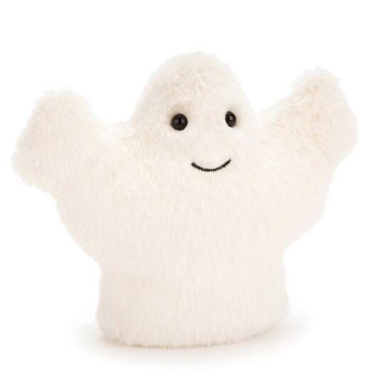 Fluffy Ghost