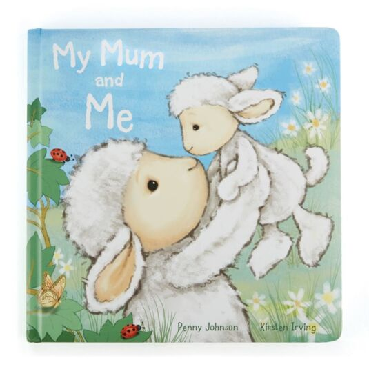 'My Mum and Me' Hardback Book