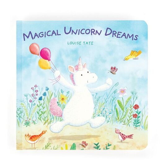Magical Unicorn Dreams Hardback Book