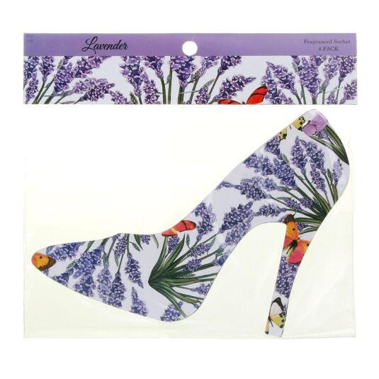 Fragrant Garden Scented Shoe – Lavender