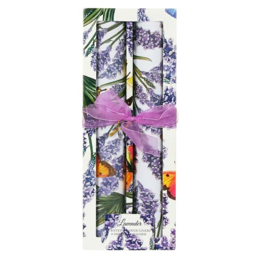 Fragrant Garden Set of Drawer Liners – Lavender