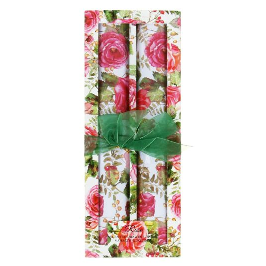 Fragrant Garden Set of Drawer Liners – Rose