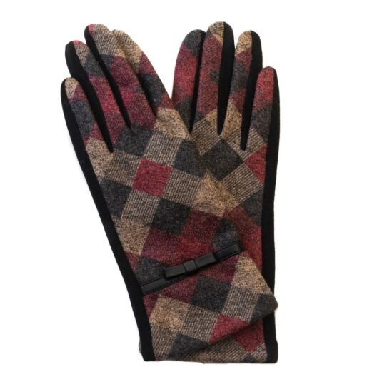Red Diamond Boxed Gloves
